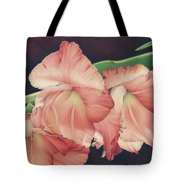 Daylights Last Dance Tote Bag by Amy S Turner