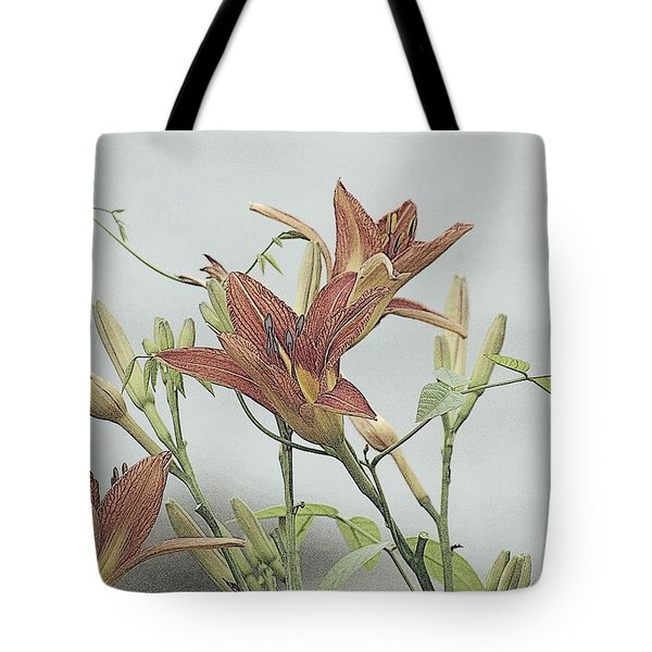 Daylilly Dreaming Tote Bag