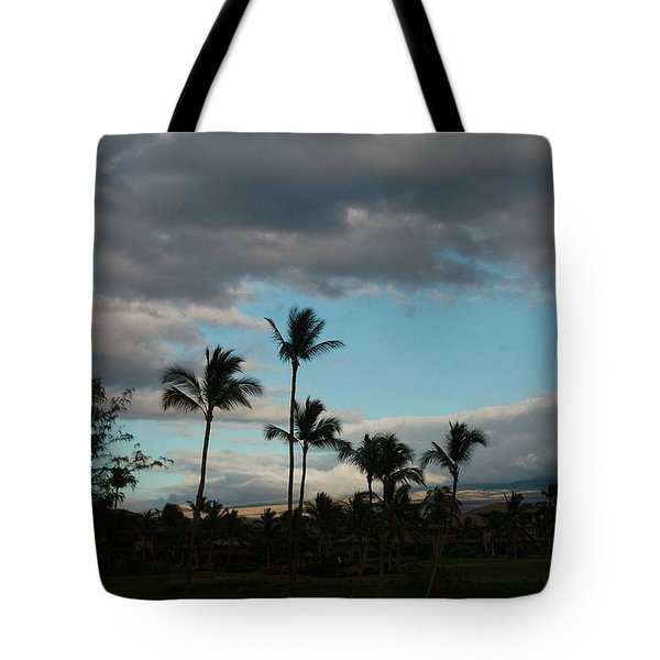 Days End Hawaii Tote Bag by Ellen O'Reilly