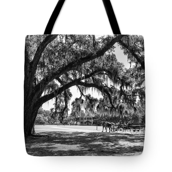 Days Gone By Tote Bag by Alan Raasch