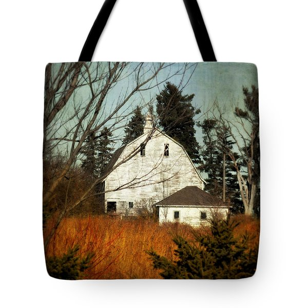 Tote Bag featuring the photograph Days Gone By by Julie Hamilton