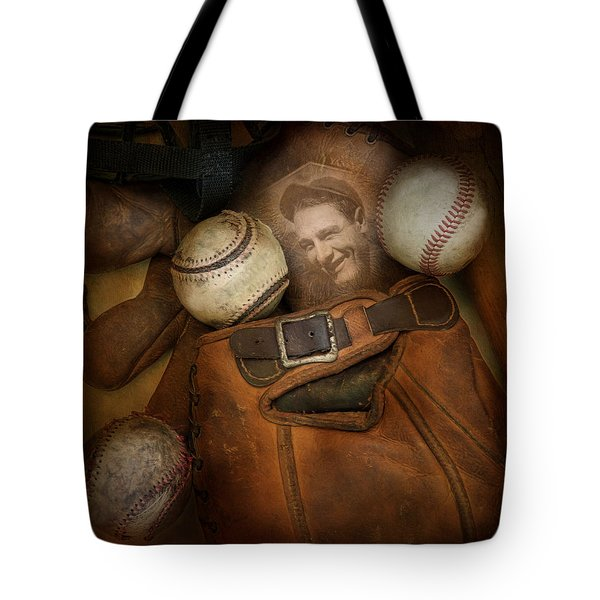 Tote Bag featuring the photograph Days Gone By by Robin-Lee Vieira