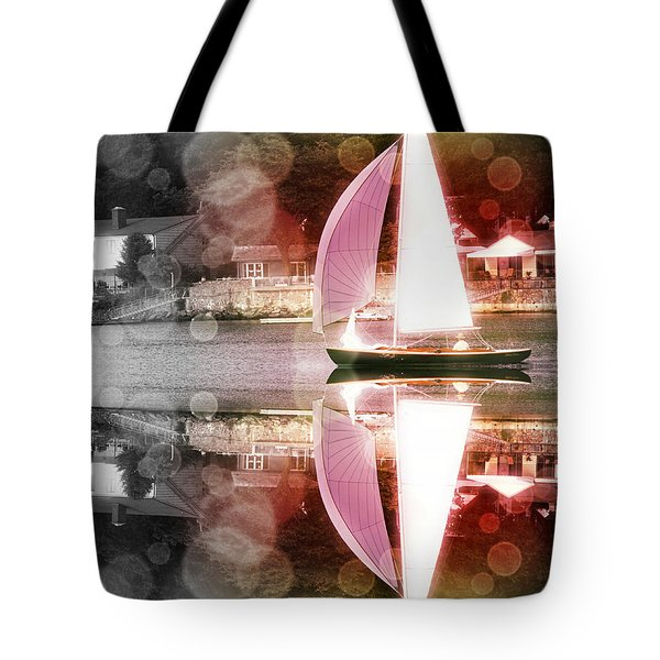 Days Gone By Xi Tote Bag by Aurelio Zucco