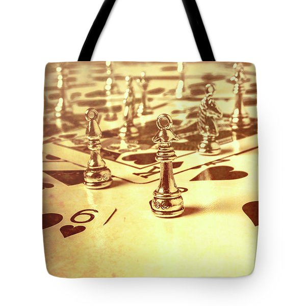 Days Of Old Game Play Tote Bag