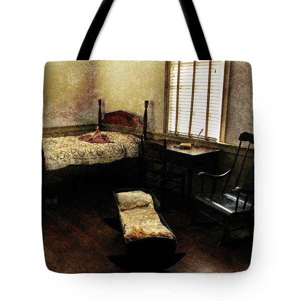 Days Of Old Tote Bag by Jessica Brawley