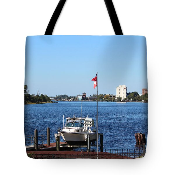 Daytime Beauty  Tote Bag