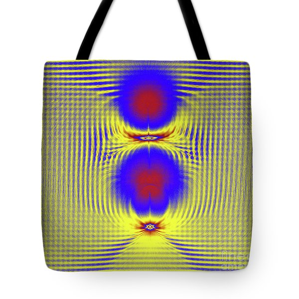 Dazzle Bright Tote Bag