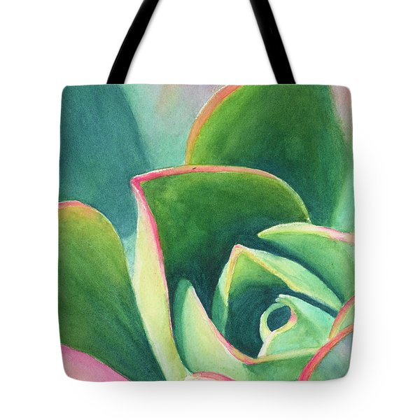 Dazzling Like A Jewel Tote Bag by Sandy Fisher