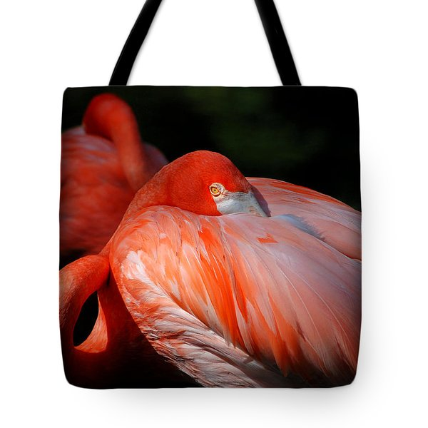 Dazzling Tote Bag by Lorenzo Cassina