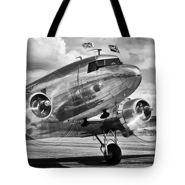 Dc-3 Dakota Tote Bag