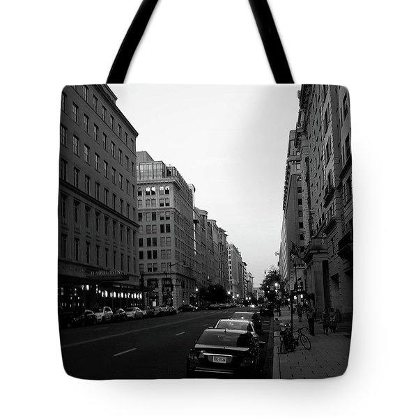 Dc Afternoons Tote Bag