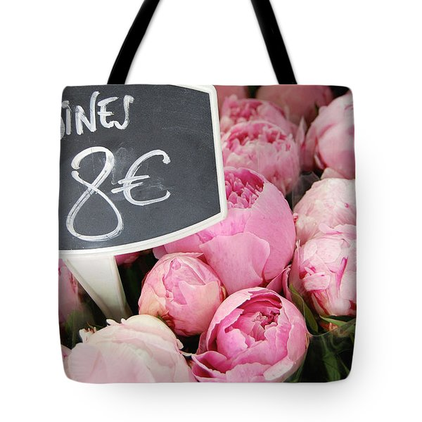 De Couleur Rose Tote Bag by JAMART Photography