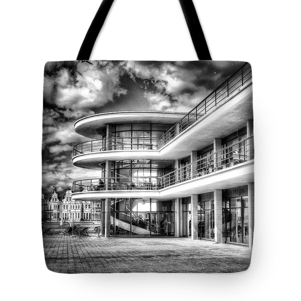 De La Warr Pavillion Tote Bag