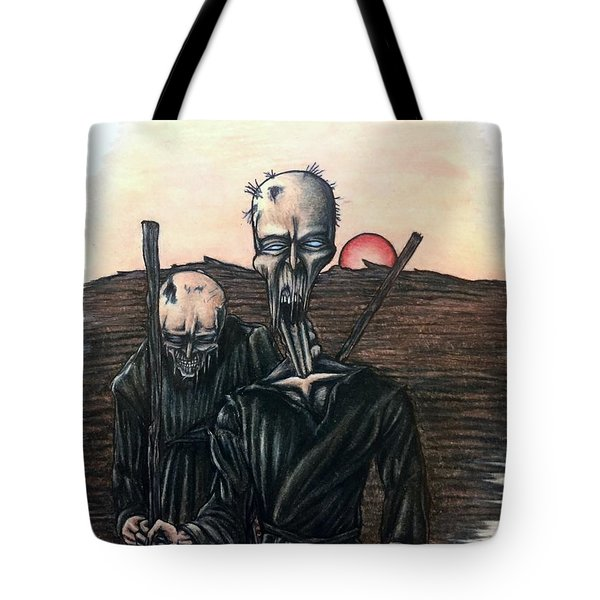 de Mood Tote Bag