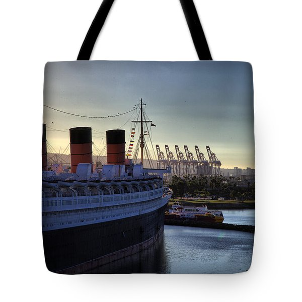 De Queen Tote Bag