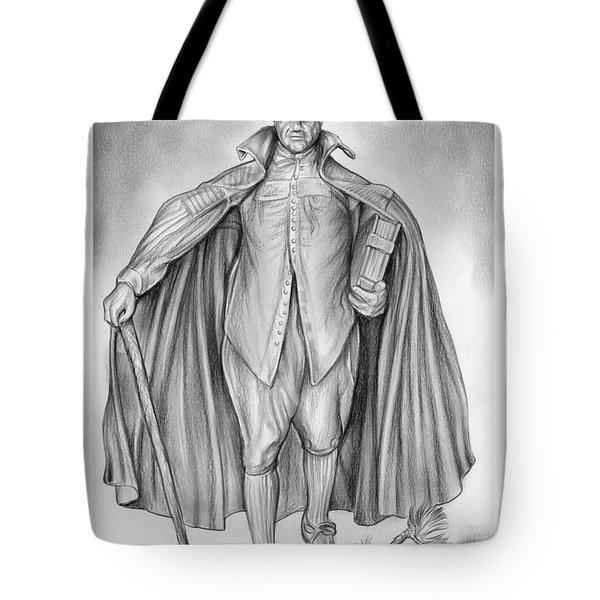 Deacon Samuel Chapin Tote Bag