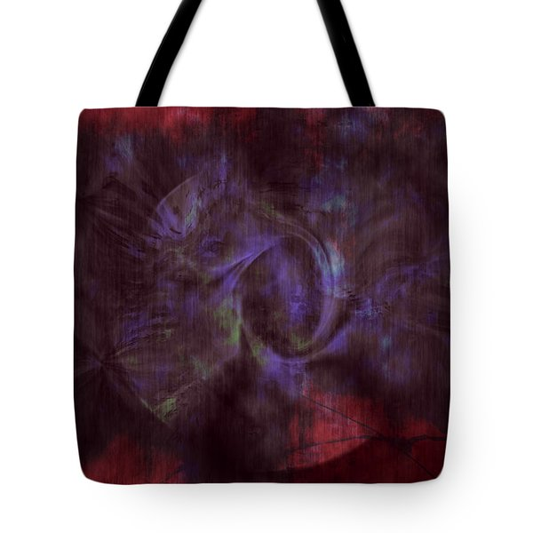 Dead Cities Tote Bag by Linda Sannuti