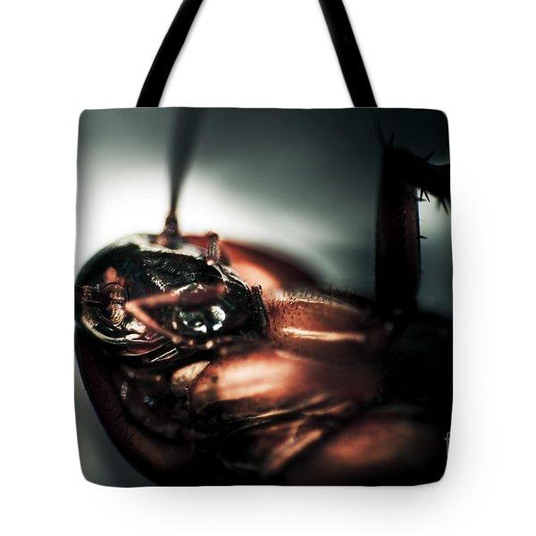Dead Cockroach Tote Bag