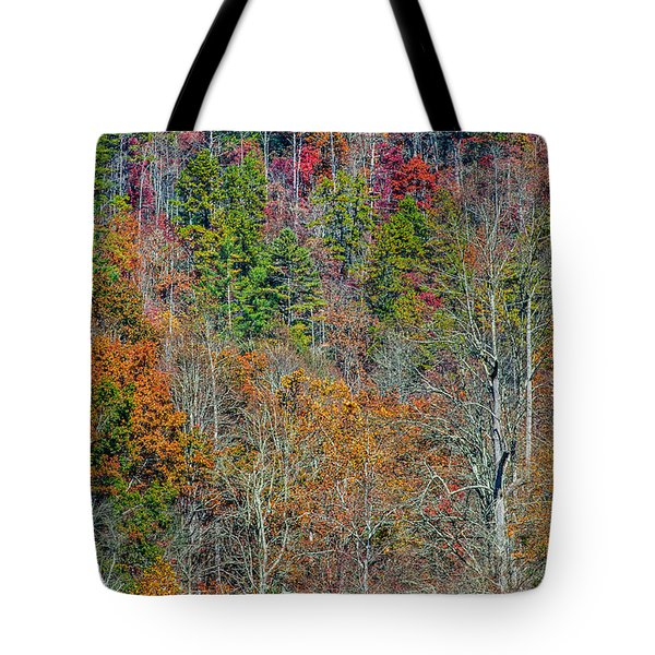 Dead Fall Tote Bag