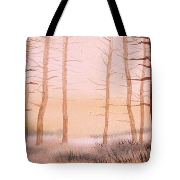 Dead Forest Tote Bag by Kevin Heaney