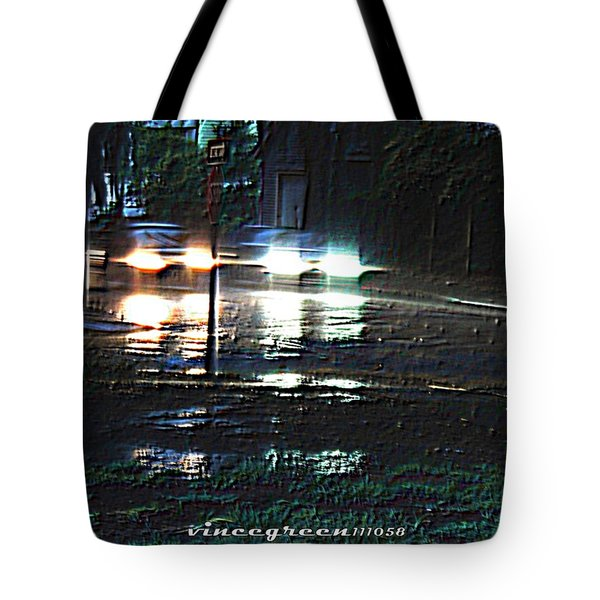 Dead Heat Tote Bag