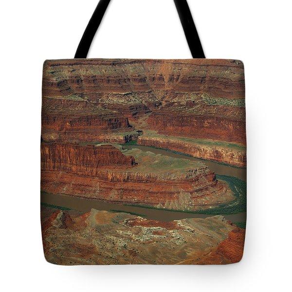 Dead Horse Point Near Moab Utah Tote Bag