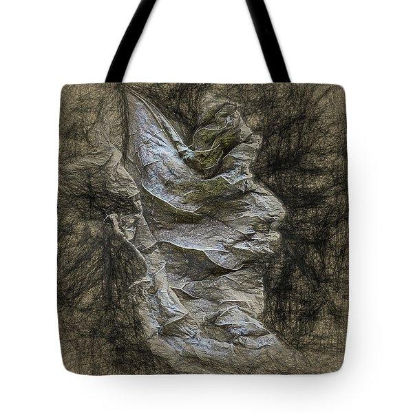 Dead Leaf Tote Bag