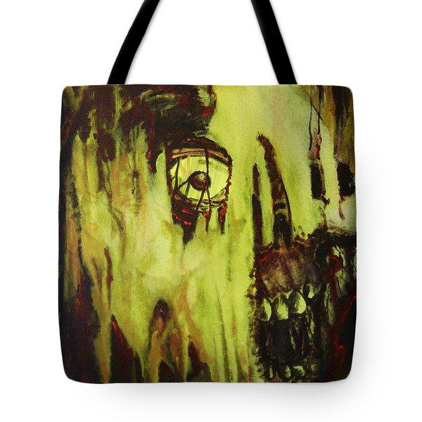 Dead Skin Mask Tote Bag
