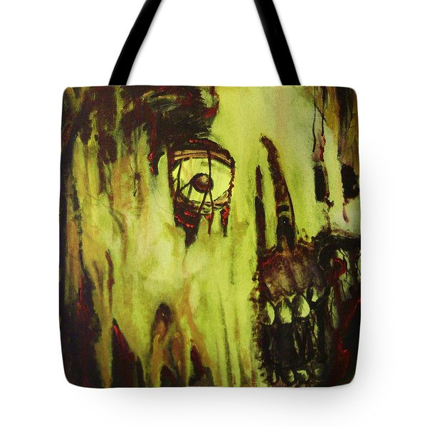 Dead Skin Mask Tote Bag