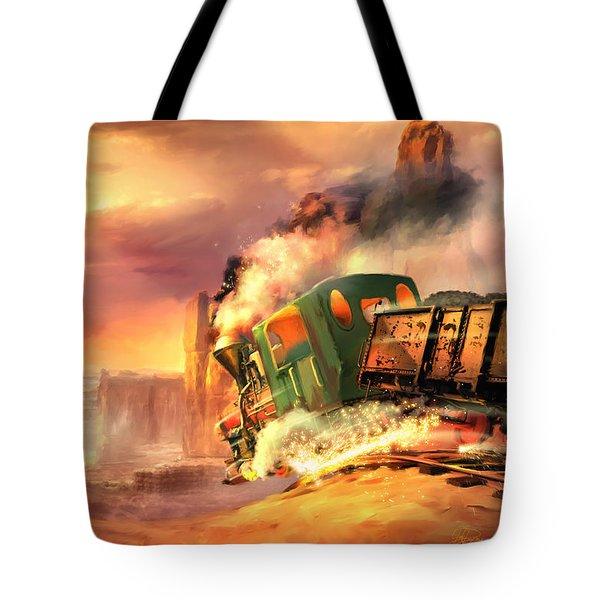 Deadline Tote Bag