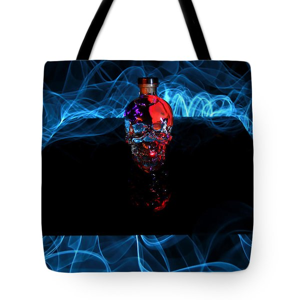 Deadly Drinks Tote Bag by Roddy Atkinson