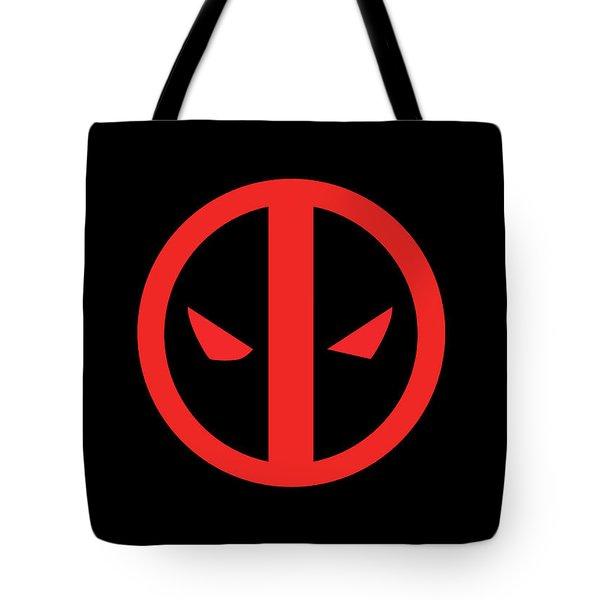 Deadpool Tote Bag by Caio Caldas