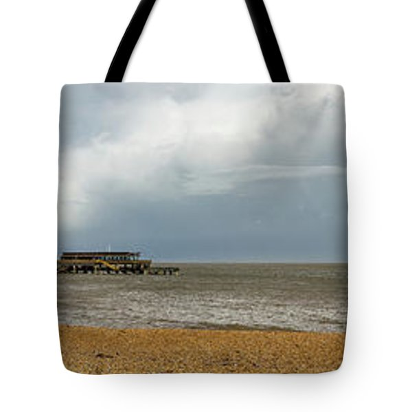 Deal Pier Tote Bag