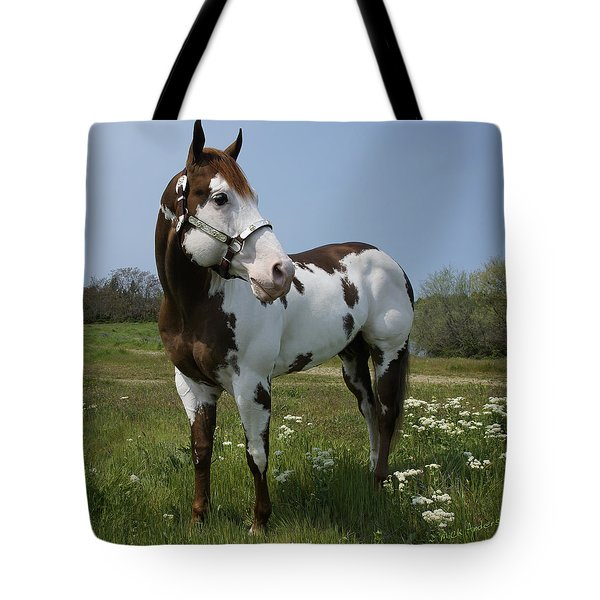 Dealer Posing Proud Tote Bag
