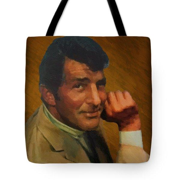 Dean Martin 01 Tote Bag