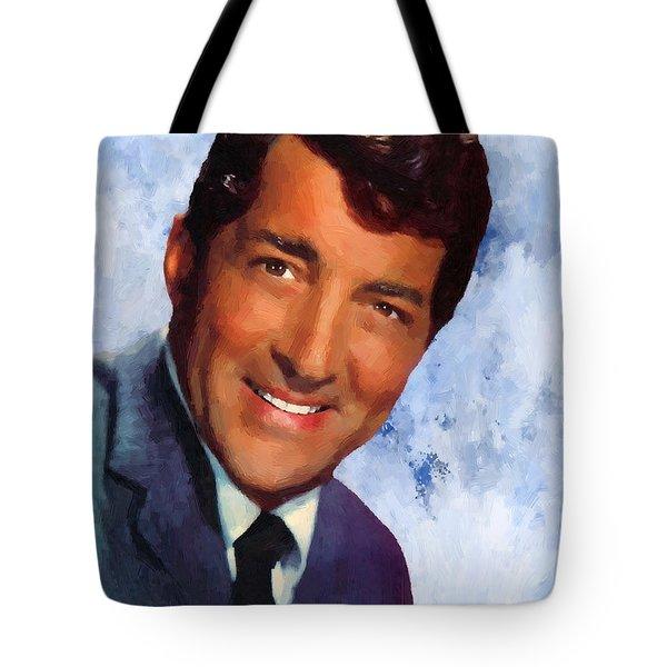 Dean Martin 02 Tote Bag