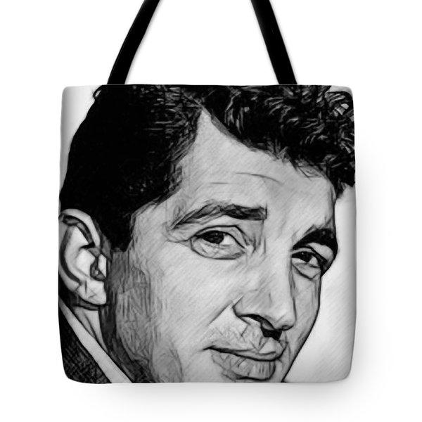 Dean Martin 03 Tote Bag