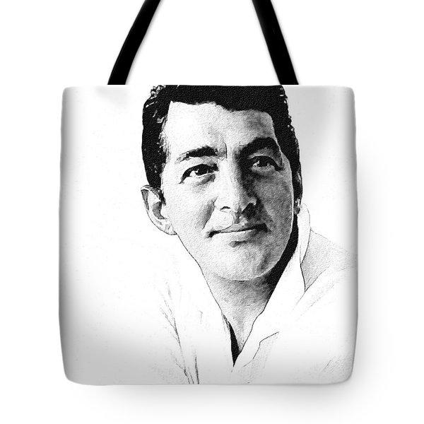 Dean Martin 04 Tote Bag