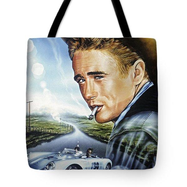 Dean Story Tote Bag