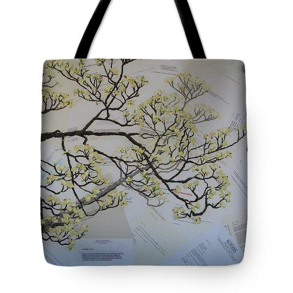 Dear Artist Tote Bag by Leah  Tomaino
