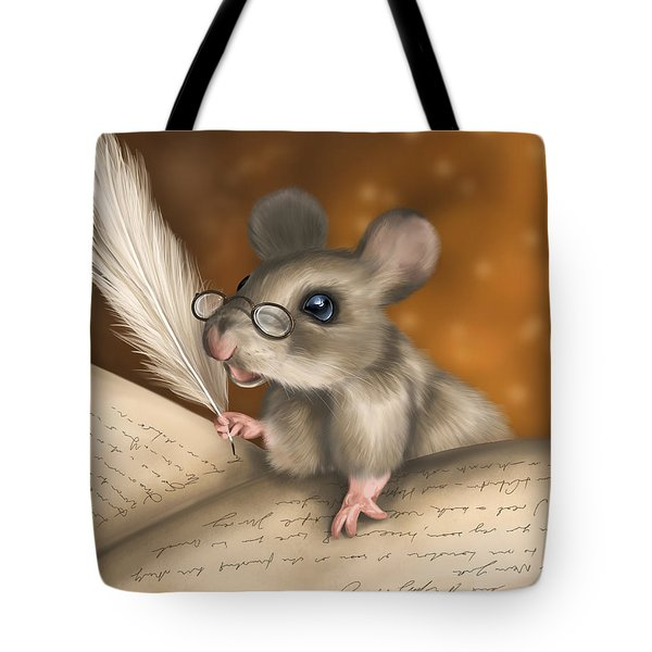 Dear Friend, I Am Writing To You Tote Bag