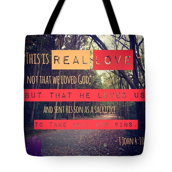 Dear Friends, Let Us Continue To Love Tote Bag