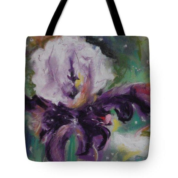 Dear Iris Tote Bag