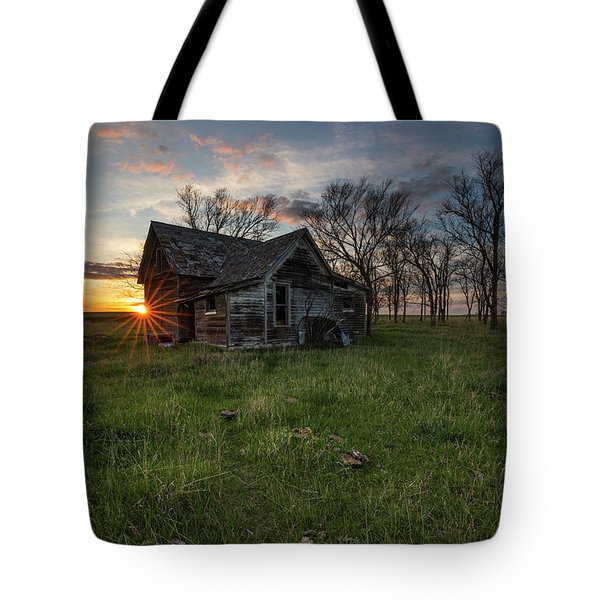 Tote Bag featuring the photograph Dearly Departed by Aaron J Groen
