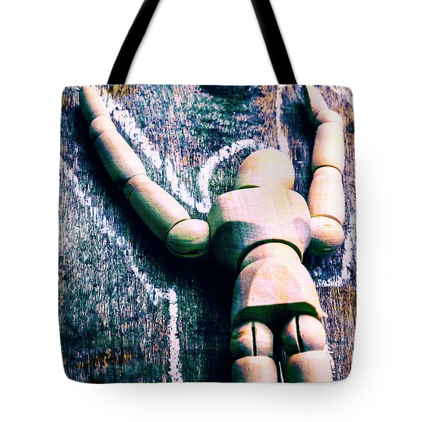 Death Of Art Tote Bag