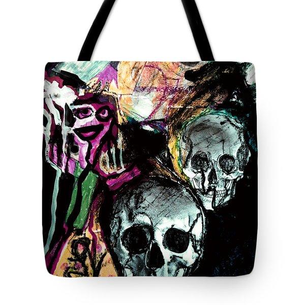 Death Study-2 Tote Bag