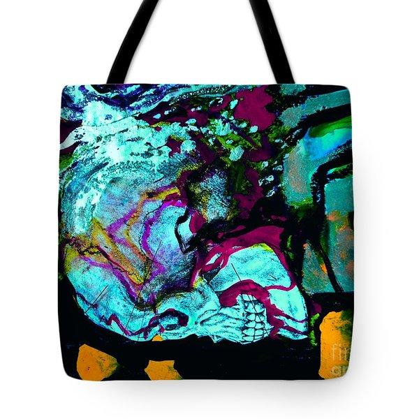 Death Study-4 Tote Bag