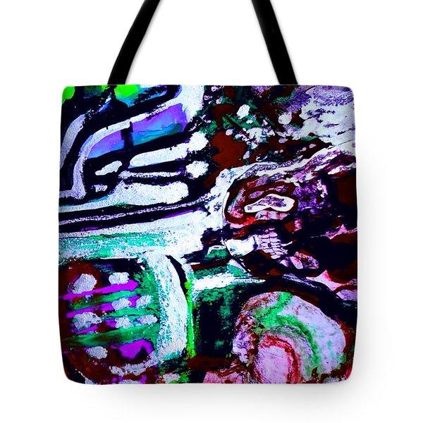 Death Study-6 Tote Bag