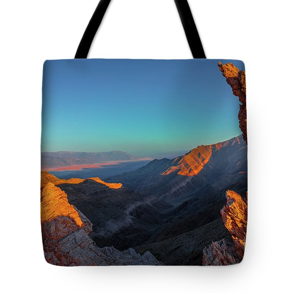 Death Valley 1 Tote Bag