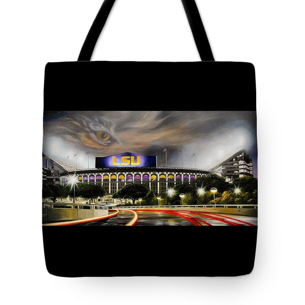 Death Valley Game Time Tote Bag